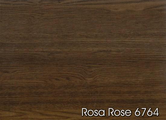 Deco Tile Rose Rosa