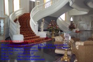 Karpet Tangga oo stairs HJKARPET