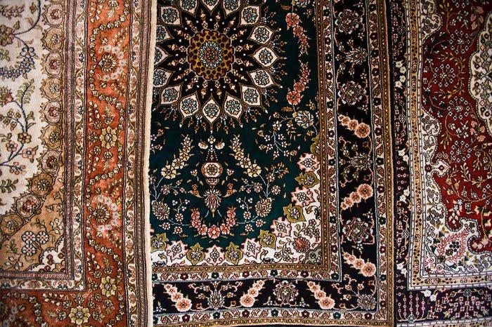 Sejarah Negeri Pembuat Karpet