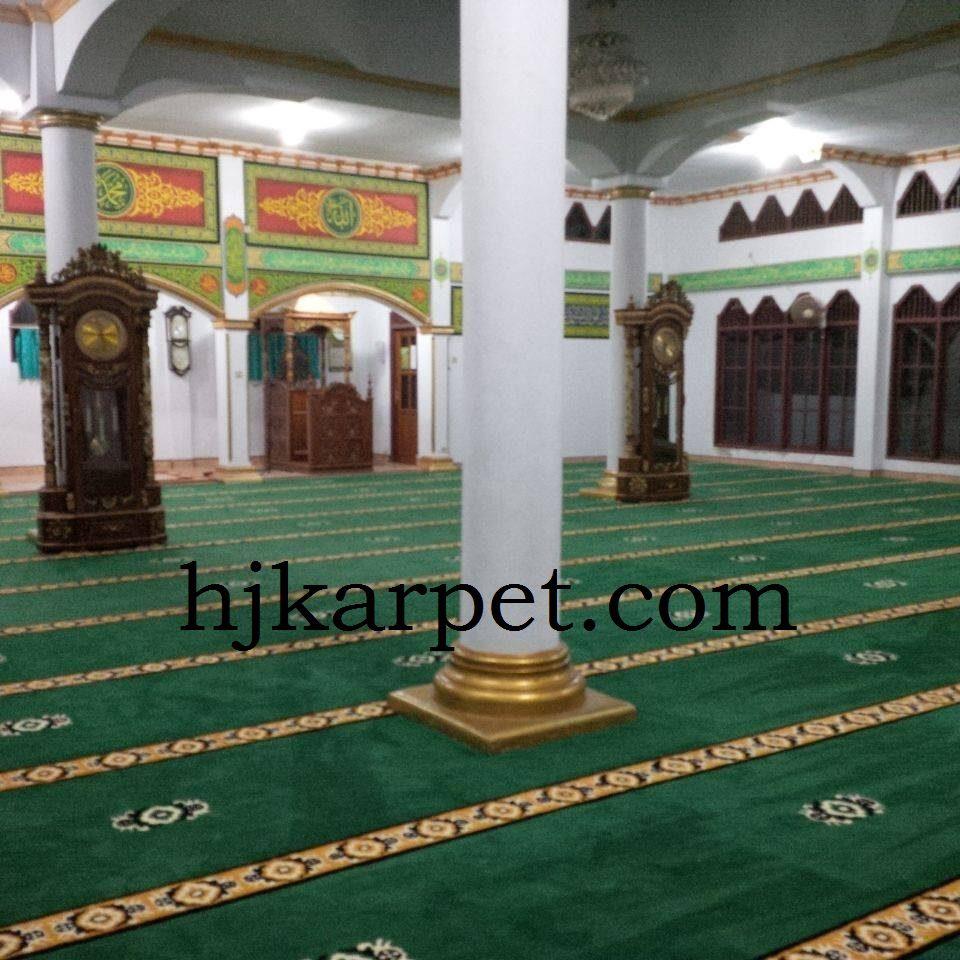 Karpet Masjid At Taqwa Cilodok Lebak Banten