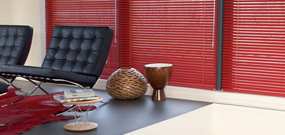 HORIZONTAL BLINDS METALIC COLOR