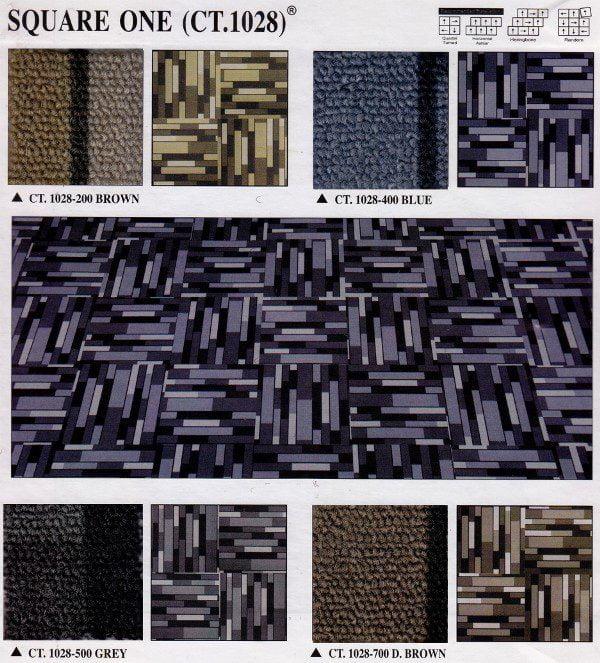 Karpet Square One HJKARPET