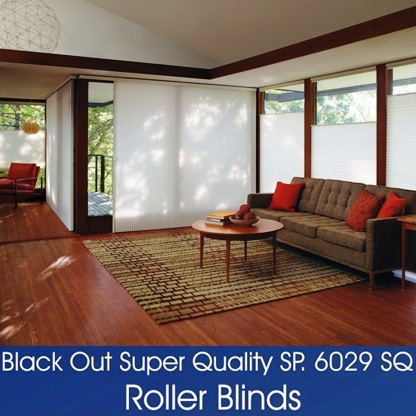 ROLLER BLIND SERIES 6029 SQ