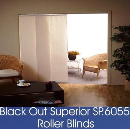 ROLLER BLIND o SERIES 6055