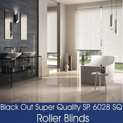 ROLLER BLIND SERIES 6028 SQ