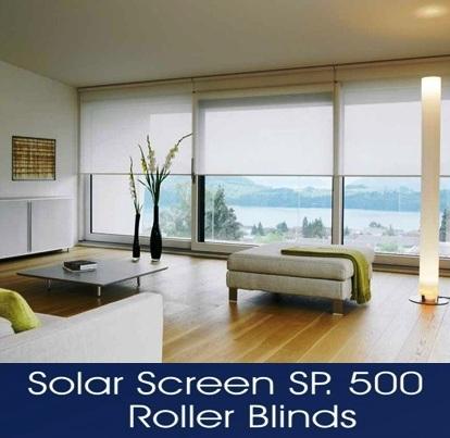 ROLLER BLIND SERIES 500