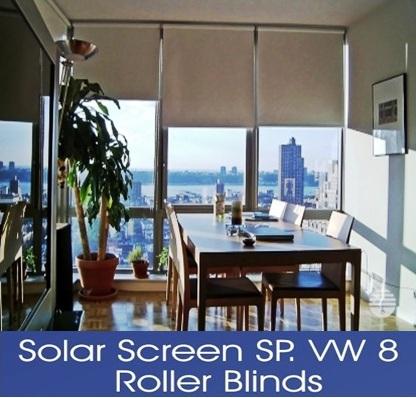 ROLLER BLIND SERIES VW 8
