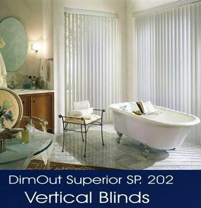 VERTICAL BLINDS SERIES 202