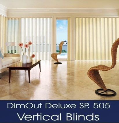 VERTICAL BLINDS SERIES 505