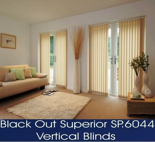 VERTICAL BLINDS SERIES 6044