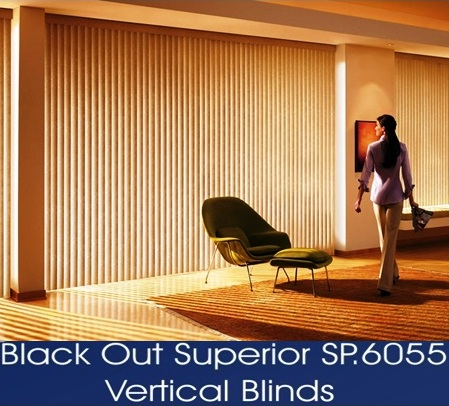 VERTICAL BLINDS SERIES 6055