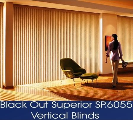VERTICAL BLINDS SERIES 6055