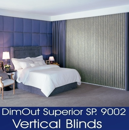 VERTICAL BLINDS SERIES 9002