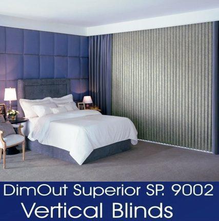 VERTICAL BLINDS SERIES 9002