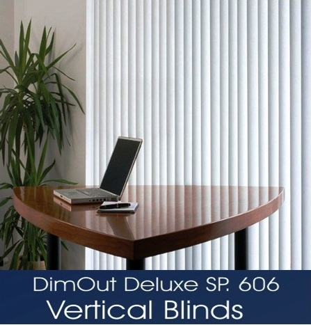VERTICAL BLINDS SERIES 606