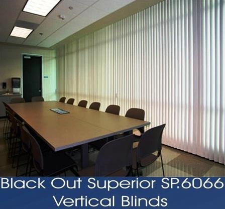 VERTICAL BLINDS SERIES 6066