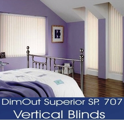 VERTICAL BLINDS SERIES 707