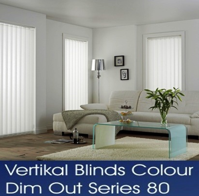 VERTICAL BLINDS SERIES 80