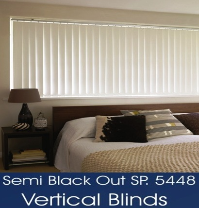 VERTICAL BLINDS SERIES 5448