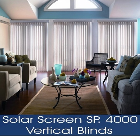 VERTICAL BLINDS SERIES 4000