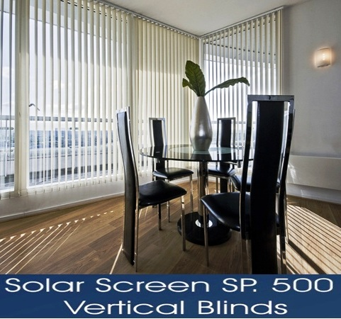 VERTICAL BLINDS SERIES 500