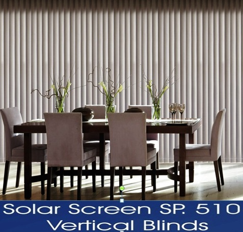 VERTICAL BLINDS SERIES 510