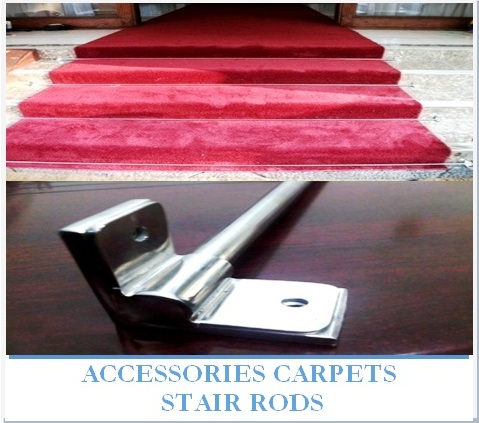 STAIR RODS AKSESORIS KARPET