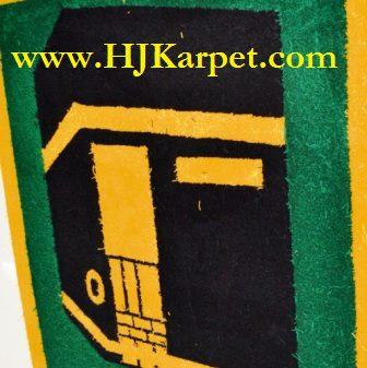 Logo Handmade Partai Hjkarpet Com Persatuan