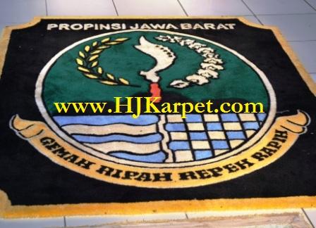 Karpet Corak Pemerintahan Propinsi Jawa Barat