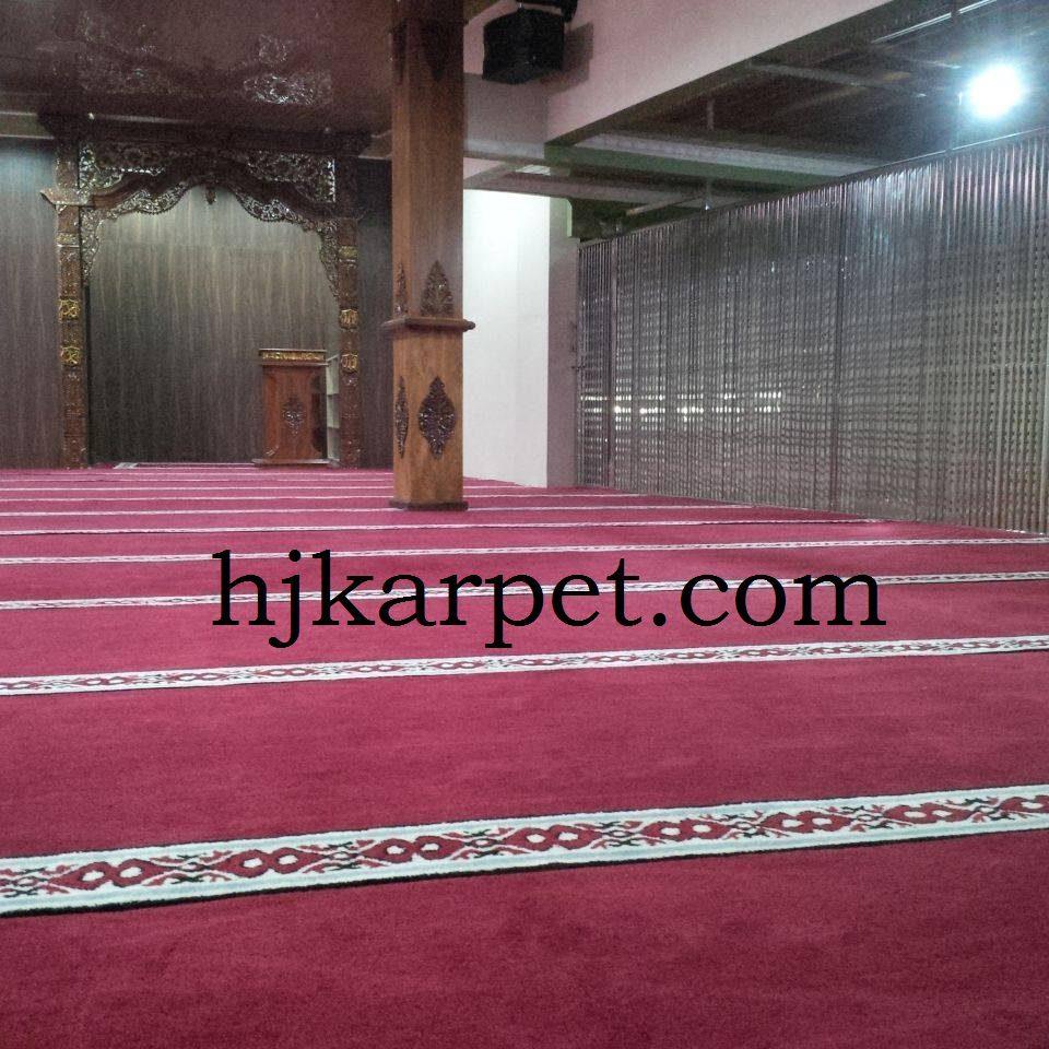 Karpet Masjid STIKES Faletehan Serang
