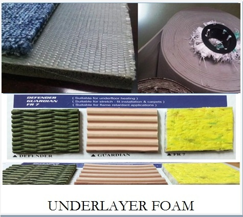 UNDERLAYER FOAM HJKARPET
