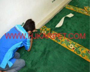 Karpet Masjid Istana kepresidenan