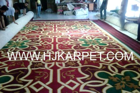 Karpet Ballroom Motif Exclusive