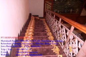 Proyek Karpet Tangga Juli 2013