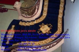 PROYEK KARPET TANGGA o JUNI 2013