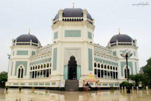 Karpet masjid Berkualitas medan