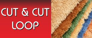HJCARPET KARPET CUT CUT LOOP