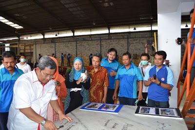 Kunjungan Gubernur Jawa Barat