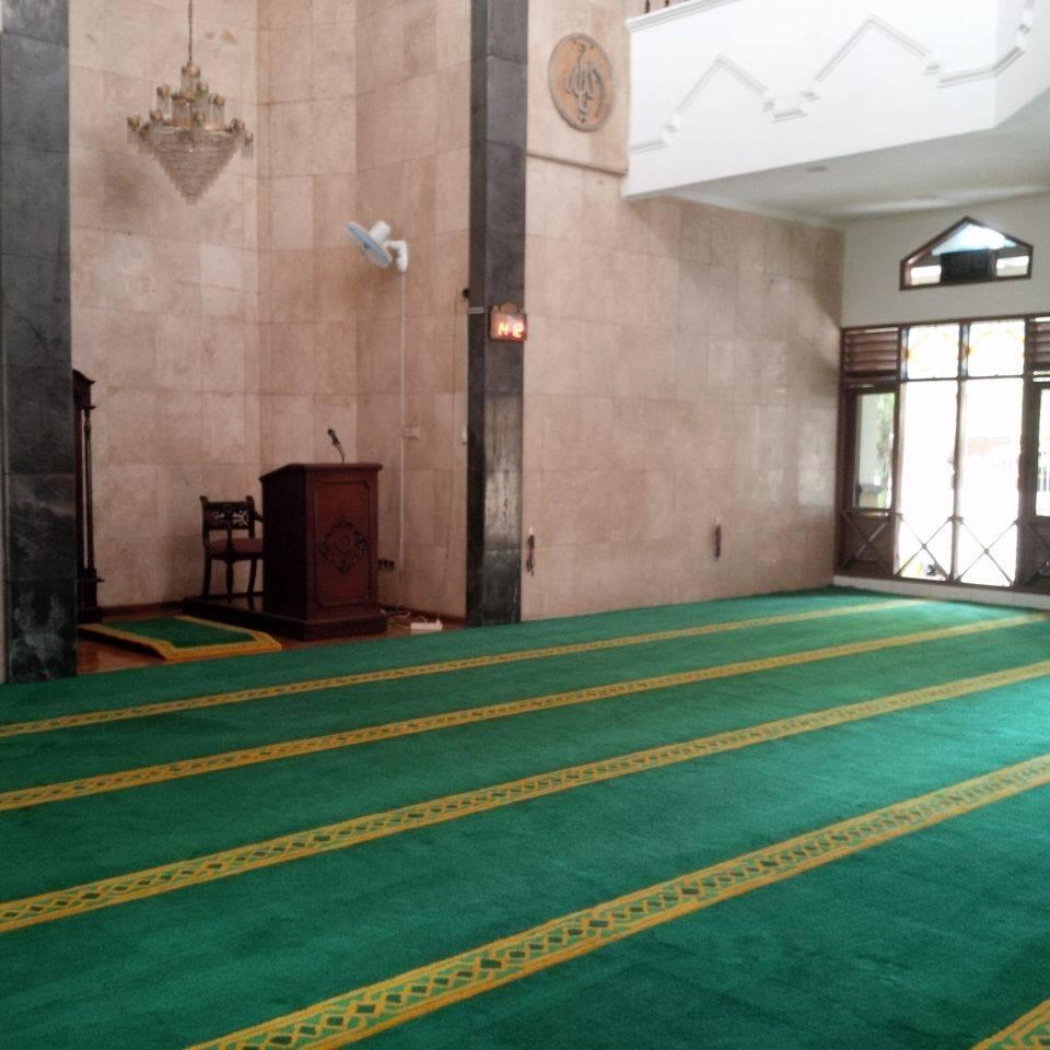 Karpet Masjid Al Musyawarah