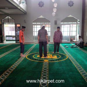 Karpet masjid bandung HJKARPET