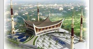 karpet masjid padang