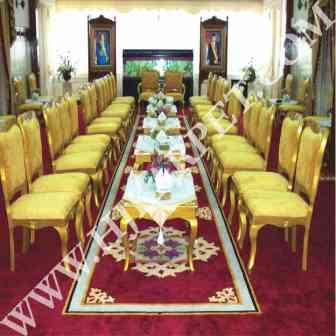 Pemasangan Karpet Kantor Walikota Serang Banten