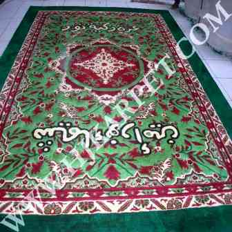JUAL KARPET RUGS CUSTOM