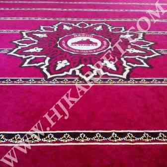 Pemasangan Karpet Masjid Al Ikhlas Jati Rahayu Timur