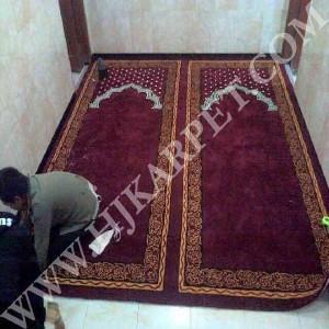 Karpet Masjid Al Muhajirin Jembawan Malang