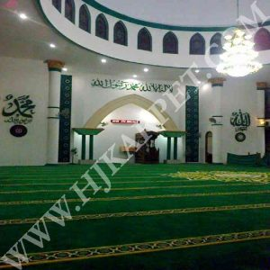 Masjid Al Muhajirin Larangan Indah Ciledug