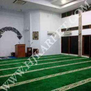 Karpet Masjid Al Muttaqin PLN Rayon Bali