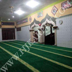 Karpet Masjid Annur Celukan Bawang Bali