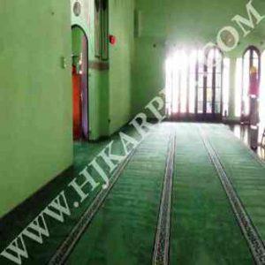 Karpet Masjid Al Bana PT Holcim