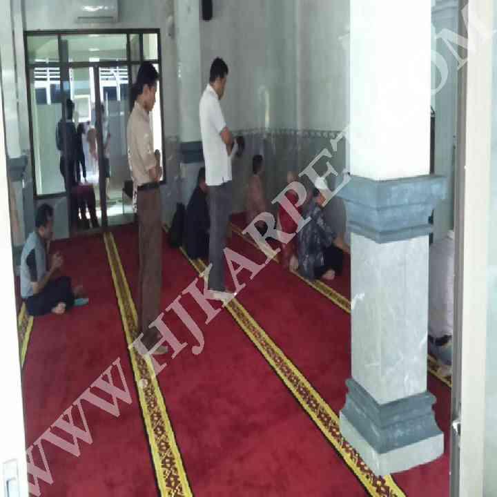 Karpet Masjid SMK 57 Jakarta